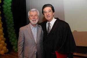 Adevaldo Calegari e Ricardo Viveiros