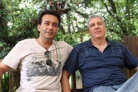Alexandre Escudeiro e Ricardo Valle, da Max Saúde